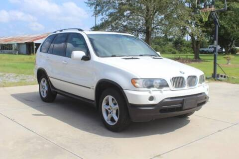 2001 BMW X5 for sale at Vehicle Network - Fat Daddy's Truck Sales in Goldsboro NC