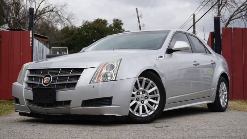 2010 Cadillac CTS for sale at Hidalgo Motors Co in Houston TX