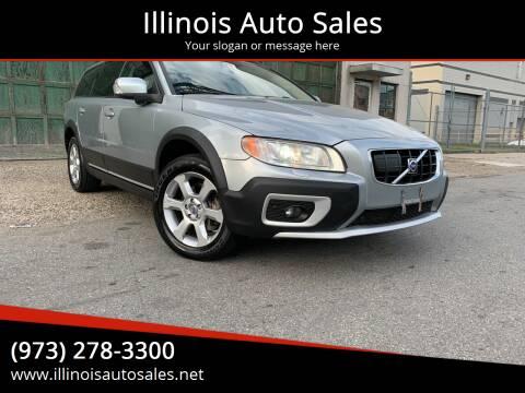 2009 Volvo XC70 for sale at Illinois Auto Sales in Paterson NJ