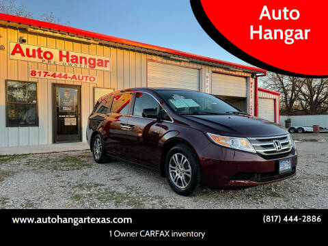 2013 Honda Odyssey for sale at Auto Hangar in Azle TX