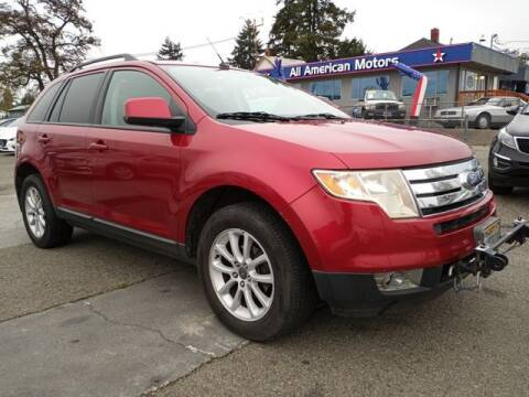 2007 Ford Edge for sale at All American Motors in Tacoma WA