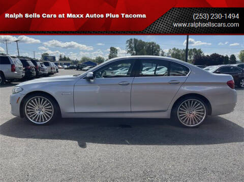 2014 BMW 5 Series for sale at Ralph Sells Cars at Maxx Autos Plus Tacoma in Tacoma WA