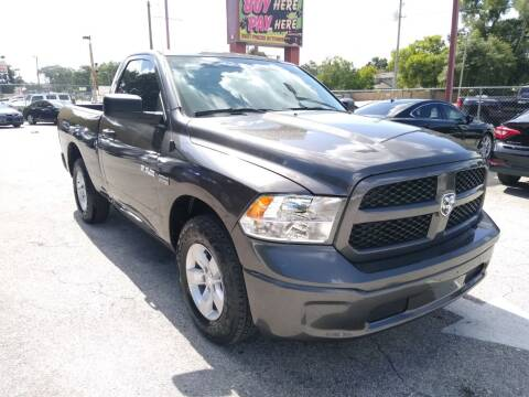 2016 RAM Ram Pickup 1500 for sale at Gold Motors Auto Group Inc in Tampa FL