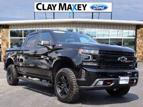2021 Chevrolet Silverado 1500 for sale at Clay Maxey Ford of Harrison in Harrison AR