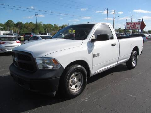 2017 RAM Ram Pickup 1500 for sale at Blue Book Cars in Sanford FL