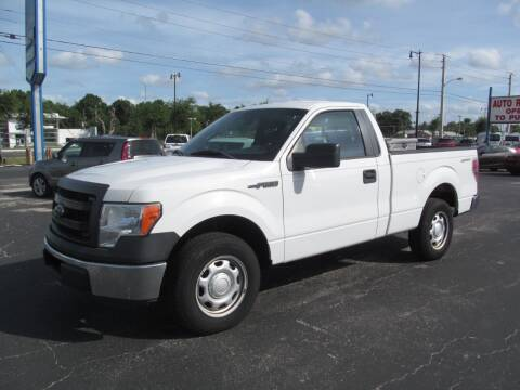 2013 Ford F-150 for sale at Blue Book Cars in Sanford FL