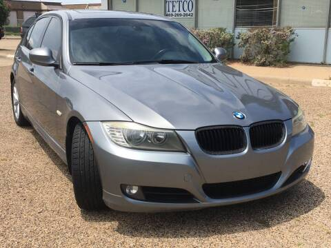 2010 BMW 3 Series for sale at TETCO AUTO SALES  / TETCO FUNDING in Dallas TX