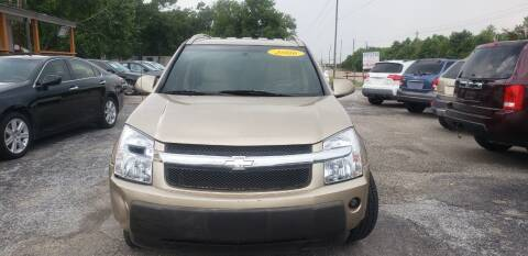 2006 Chevrolet Equinox for sale at Anthony's Auto Sales of Texas, LLC in La Porte TX
