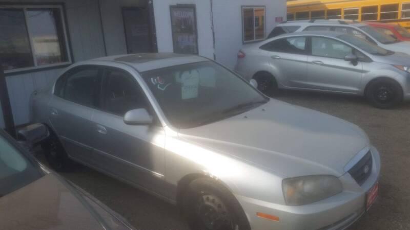 2006 Hyundai Elantra for sale at Ron Lowman Motors Minot in Minot ND