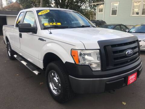 2010 Ford F-150 for sale at Alexander Antkowiak Auto Sales in Hatboro PA