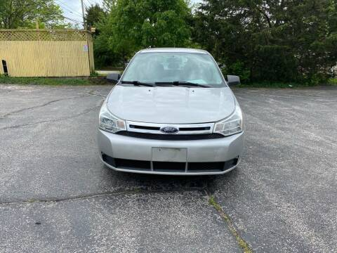 2009 Ford Focus for sale at ABA Auto Sales in Bloomington IN