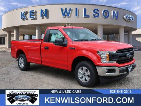 2020 Ford F-150 for sale at Ken Wilson Ford in Canton NC