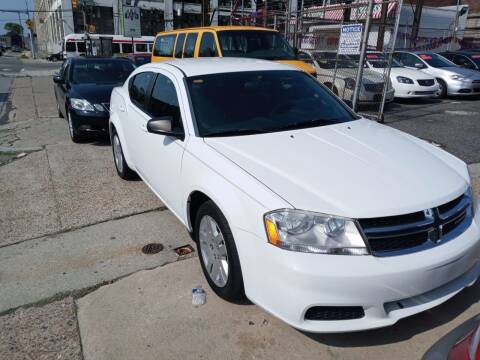2014 Dodge Avenger for sale at AUTO DEALS UNLIMITED in Philadelphia PA
