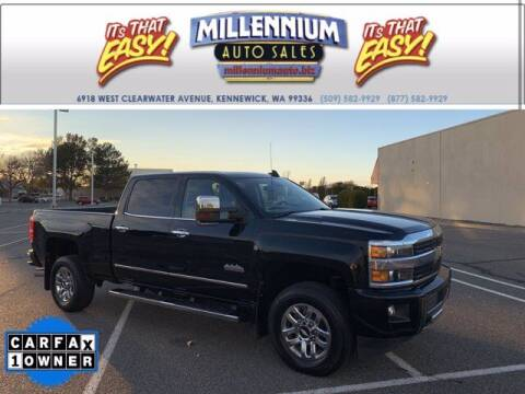 2015 Chevrolet Silverado 3500HD for sale at Millennium Auto Sales in Kennewick WA