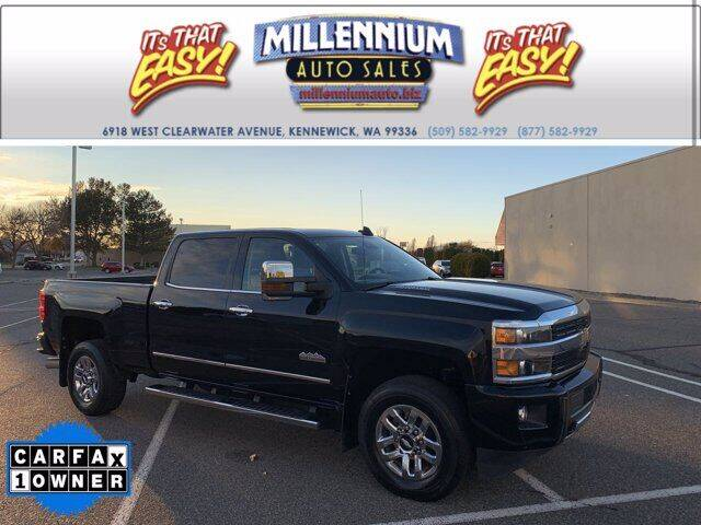 2015 Chevrolet Silverado 3500HD for sale at Millennium Auto Sales in Kennewick WA