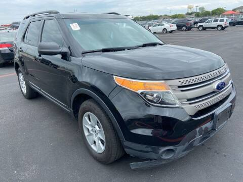 2014 Ford Explorer for sale at Collins Auto Sales in Waco TX