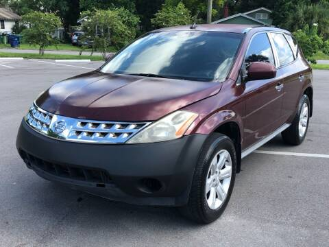 2006 Nissan Murano for sale at Consumer Auto Credit in Tampa FL