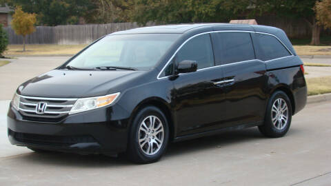 2011 Honda Odyssey for sale at Red Rock Auto LLC in Oklahoma City OK