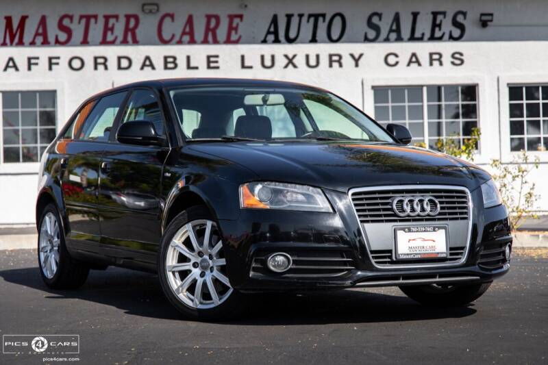 2010 Audi A3 for sale at Mastercare Auto Sales in San Marcos CA