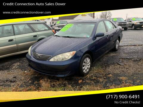 2005 Toyota Camry for sale at Credit Connection Auto Sales Dover in Dover PA
