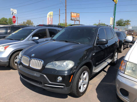2008 BMW X5 for sale at Valley Auto Center in Phoenix AZ