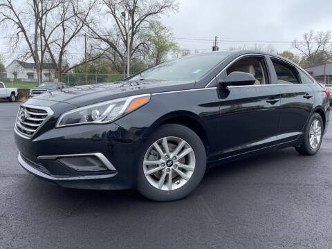 2016 Hyundai Sonata for sale at Beckham's Used Cars in Milledgeville GA