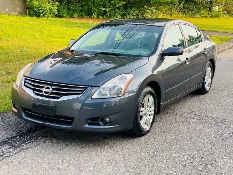 2012 Nissan Altima for sale at Pak Auto Corp in Schenectady NY