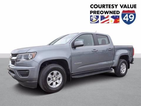 2019 Chevrolet Colorado for sale at Courtesy Value Pre-Owned I-49 in Lafayette LA