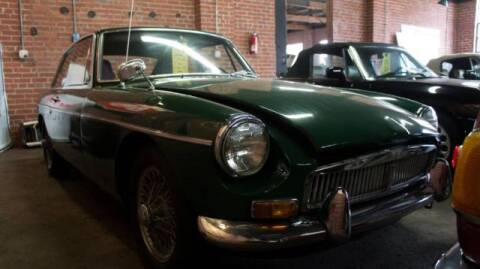 1969 MG MGB for sale at Roadtrip Carolinas in Greenville SC