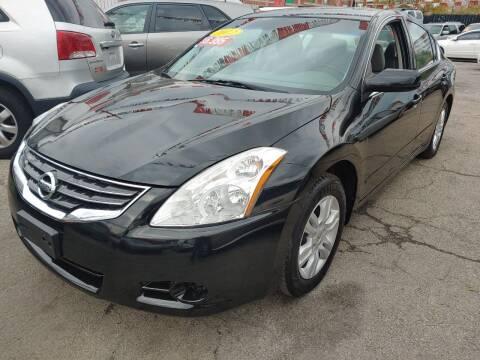 2012 Nissan Altima for sale at JIREH AUTO SALES in Chicago IL