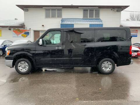 2016 Nissan NV Passenger for sale at Twin City Motors in Grand Forks ND