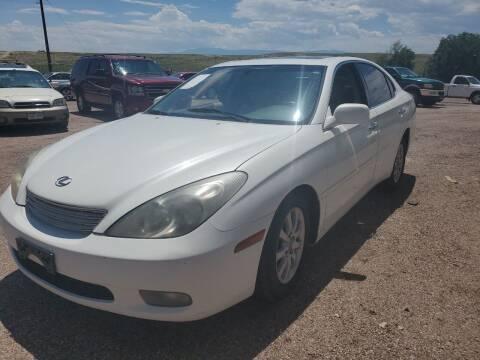 2002 Lexus ES 300 for sale at PYRAMID MOTORS - Pueblo Lot in Pueblo CO