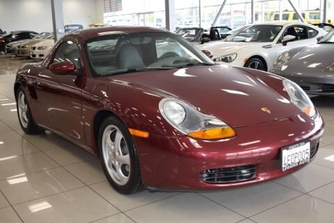 1999 Porsche Boxster for sale at Legend Auto in Sacramento CA