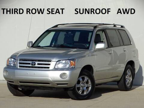 2005 Toyota Highlander for sale at Chicago Motors Direct in Addison IL