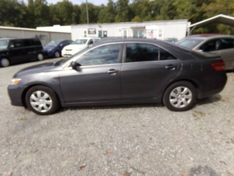 2010 Toyota Camry for sale at West End Auto Sales LLC in Richmond VA