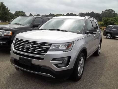 2017 Ford Explorer for sale at Gilliam Motors Inc in Dillwyn VA