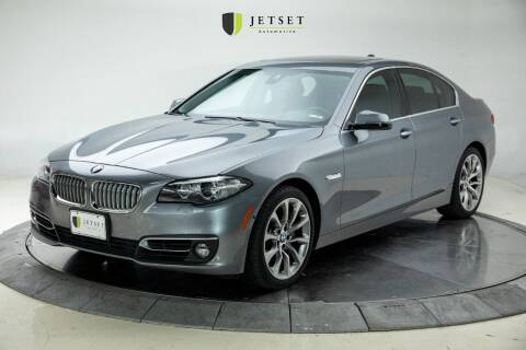 2014 BMW 5 Series for sale at Jetset Automotive in Cedar Rapids IA