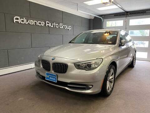 2012 BMW 5 Series for sale at Advance Auto Group, LLC in Chichester NH
