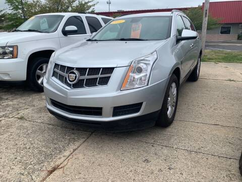 2012 Cadillac SRX for sale at Cars To Go in Lafayette IN