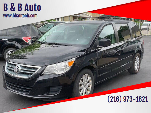 2012 Volkswagen Routan for sale at B & B Auto in Cleveland OH