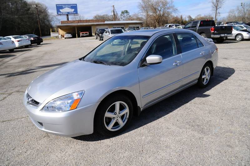 2003 Honda Accord for sale at RICHARDSON MOTORS USED CARS - Buy Here Pay Here in Anderson SC