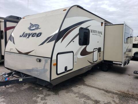 2014 Jayco White hawk 27DSRL for sale at Ultimate RV in White Settlement TX