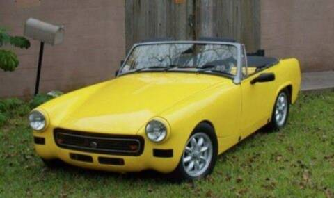1979 MG Midget for sale at Classic Car Deals in Cadillac MI