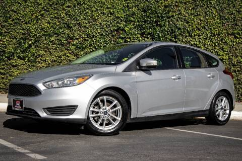 2016 Ford Focus for sale at 605 Auto  Inc. in Bellflower CA