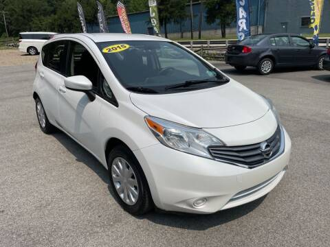 2015 Nissan Versa Note for sale at Worldwide Auto Group LLC in Monroeville PA