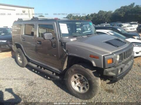 2004 HUMMER H2 for sale at Solares Auto Sales in Miami FL