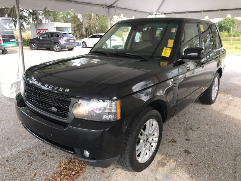 2011 Land Rover Range Rover for sale at LUXURY IMPORTS AUTO SALES INC in North Branch MN