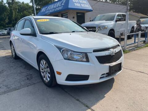 2011 Chevrolet Cruze for sale at Great Lakes Auto House in Midlothian IL