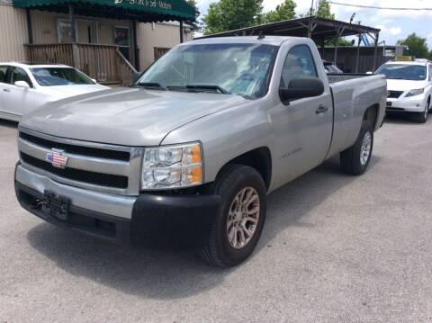 2009 Chevrolet Silverado 1500 for sale at OASIS PARK & SELL in Spring TX
