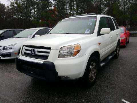 2008 Honda Pilot for sale at Fletcher Auto Sales in Augusta GA